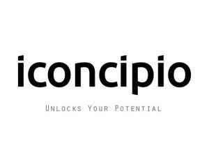 iConcipio logo and motto